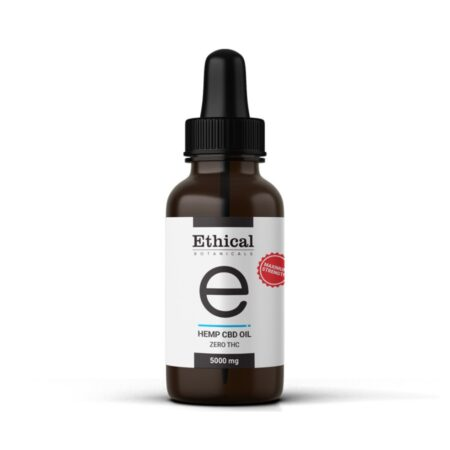 hemp cbd oil - ethical botanicals, product image