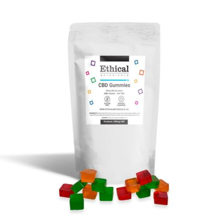 cbd gummies by ethical botanicals product image
