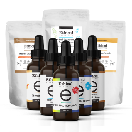 wholesale cbd expansion pack - Ethical Botanicals, product image